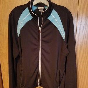 Womens Light Sports Athletic Jacket